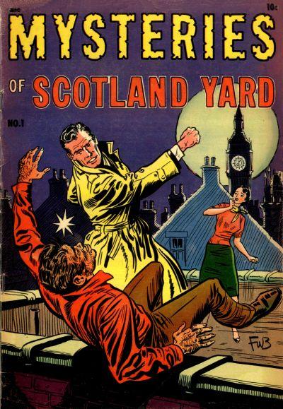 Cover for A-1 (Magazine Enterprises, 1945 series) #121