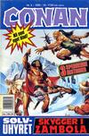 Cover for Conan (Bladkompaniet / Schibsted, 1990 series) #3/1990