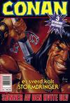 Cover for Conan (Bladkompaniet / Schibsted, 1990 series) #3/1991
