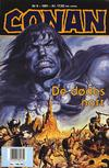 Cover for Conan (Bladkompaniet / Schibsted, 1990 series) #9/1991