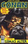 Cover for Conan (Bladkompaniet / Schibsted, 1990 series) #10/1991