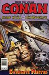 Cover for Conan (Bladkompaniet / Schibsted, 1990 series) #12/1991