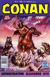 Cover for Conan (Bladkompaniet / Schibsted, 1990 series) #2/1992