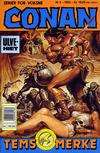 Cover for Conan (Bladkompaniet / Schibsted, 1990 series) #3/1992