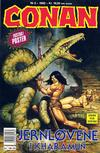 Cover for Conan (Bladkompaniet / Schibsted, 1990 series) #5/1992