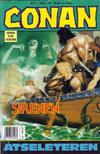 Cover for Conan (Bladkompaniet / Schibsted, 1990 series) #7/1992