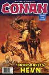 Cover for Conan (Bladkompaniet / Schibsted, 1990 series) #8/1992