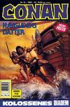 Cover for Conan (Bladkompaniet / Schibsted, 1990 series) #10/1992