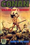 Cover for Conan (Bladkompaniet / Schibsted, 1990 series) #11/1992