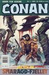 Cover for Conan (Bladkompaniet / Schibsted, 1990 series) #1/1993