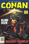 Cover for Conan (Bladkompaniet / Schibsted, 1990 series) #8/1993