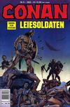 Cover for Conan (Bladkompaniet / Schibsted, 1990 series) #9/1993