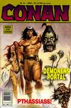 Cover for Conan (Bladkompaniet / Schibsted, 1990 series) #11/1993