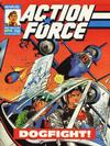Cover for Action Force (Marvel UK, 1987 series) #4