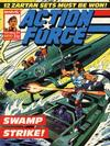 Cover for Action Force (Marvel UK, 1987 series) #10
