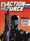 Cover for Action Force (Marvel UK, 1987 series) #11