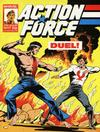 Cover for Action Force (Marvel UK, 1987 series) #17