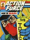 Cover for Action Force (Marvel UK, 1987 series) #23
