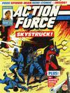 Cover for Action Force (Marvel UK, 1987 series) #31