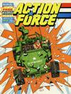 Cover for Action Force (Marvel UK, 1987 series) #34