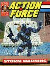 Cover for Action Force (Marvel UK, 1987 series) #37