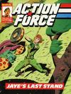 Cover for Action Force (Marvel UK, 1987 series) #39