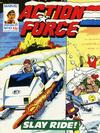 Cover for Action Force (Marvel UK, 1987 series) #43