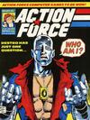 Cover for Action Force (Marvel UK, 1987 series) #44