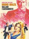 Cover for Bruno Brazil (Winthers forlag, 1979 series) #[1] - Ballade i Sacramento