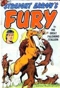 Cover Thumbnail for A-1 (Magazine Enterprises, 1945 series) #119