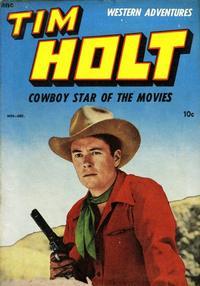 Cover Thumbnail for A-1 (Magazine Enterprises, 1945 series) #19