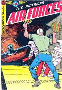 Cover for A-1 (Magazine Enterprises, 1945 series) #91