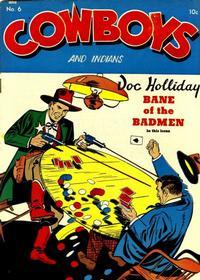 Cover Thumbnail for A-1 (Magazine Enterprises, 1945 series) #23