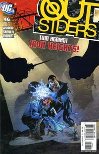 Cover for Outsiders (DC, 2003 series) #46
