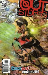 Cover Thumbnail for Outsiders (DC, 2003 series) #48