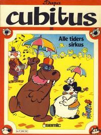 Cover Thumbnail for Cubitus (Semic, 1980 series) #2 - Alle tiders sirkus