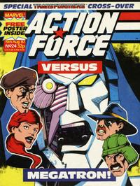 Cover Thumbnail for Action Force (Marvel UK, 1987 series) #24