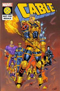 Cover Thumbnail for Cable Vol.1, No. 73 [Marvel Legends Reprint] (Marvel, 2004 series)