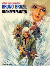 Cover Thumbnail for Bruno Brazil (Winthers forlag, 1979 series) #2 - Bronseelefanten