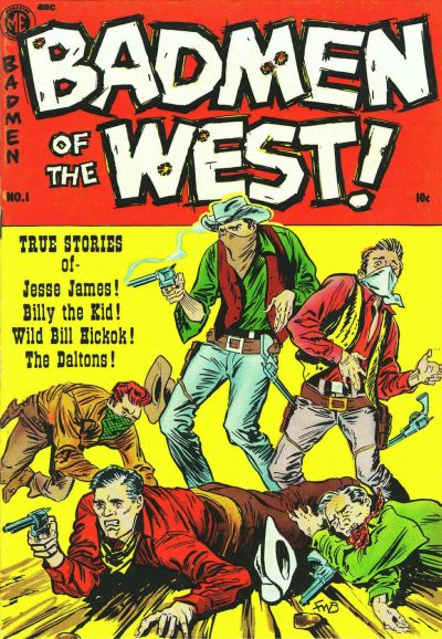 Cover for A-1 (Magazine Enterprises, 1945 series) #100