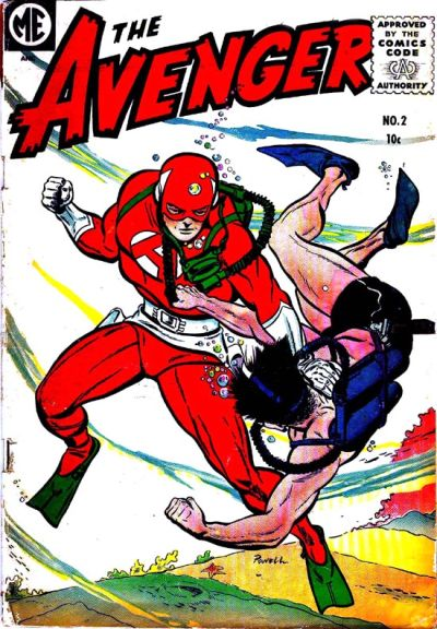 Cover for A-1 (Magazine Enterprises, 1945 series) #131