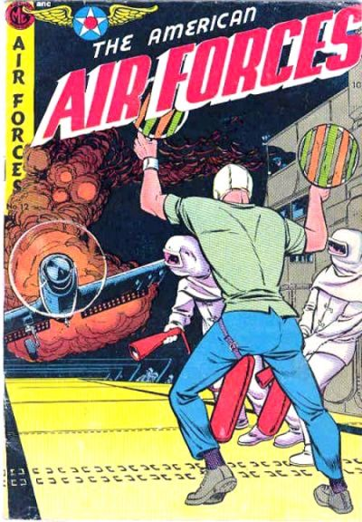 Cover for A-1 (Magazine Enterprises, 1945 series) #91