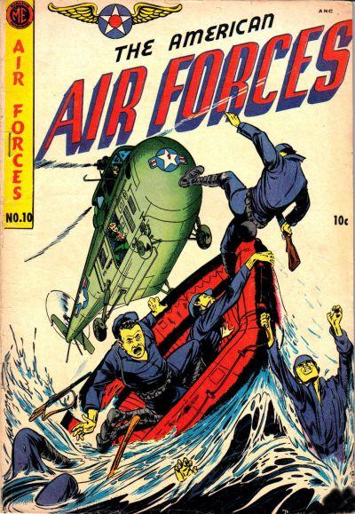 Cover for A-1 (Magazine Enterprises, 1945 series) #74