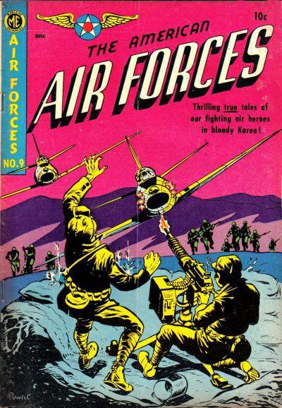 Cover for A-1 (Magazine Enterprises, 1945 series) #69