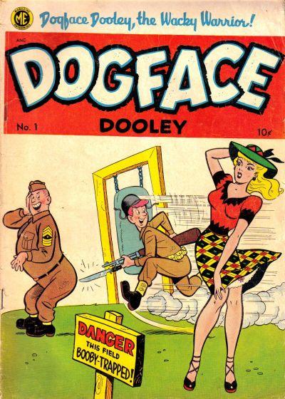 Cover for A-1 (Magazine Enterprises, 1945 series) #40