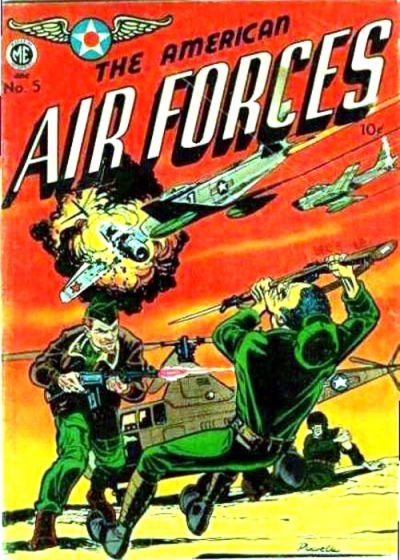 Cover for A-1 (Magazine Enterprises, 1945 series) #45
