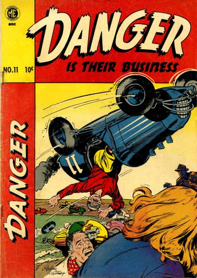 Cover for A-1 (Magazine Enterprises, 1945 series) #50