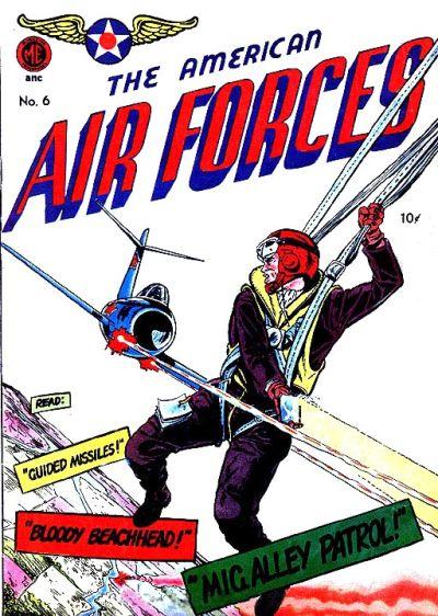 Cover for A-1 (Magazine Enterprises, 1945 series) #54