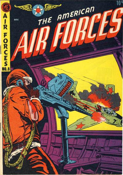 Cover for A-1 (Magazine Enterprises, 1945 series) #65