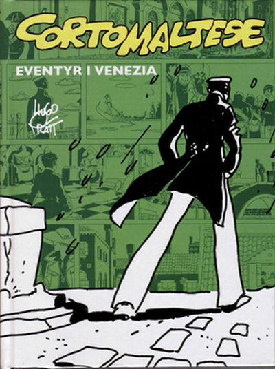 Cover for Corto Maltese Eventyr i Venezia (Hjemmet / Egmont, 2006 series)